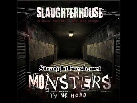 Crooked I - Monsters In My Head (feat. Slaughterhouse ) [prod. Boi-1da] (Full/CDQ + Download)