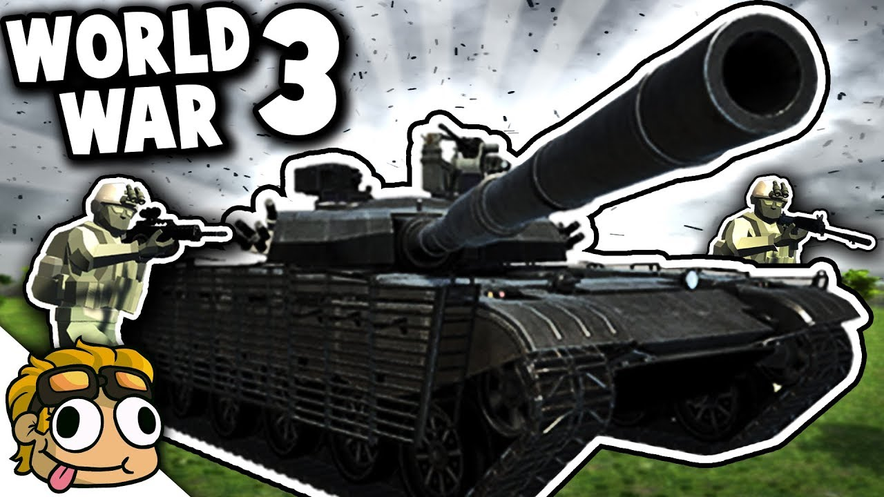 WORLD WAR 3 RAVENFIELD BATTLE! | Ravenfield Best Mods Gameplay