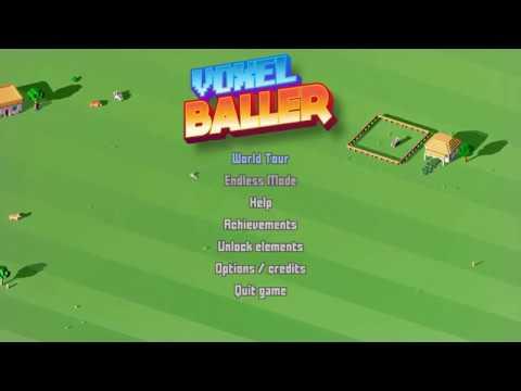 [5 MINUTES GAMEPLAY] Voxel Baller |