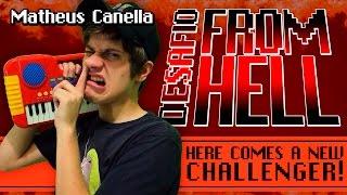 DESAFIO FROM HELL - MATHEUS CANELLA (SHOW DA MADRUGADA)