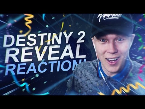 DESTINY 2: LIVE REVEAL REACTION | New Abilities, Supers, Weapons & More!