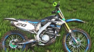 ALLRIDERZ MXGP2 Custom Bikes (Pictures in motion)