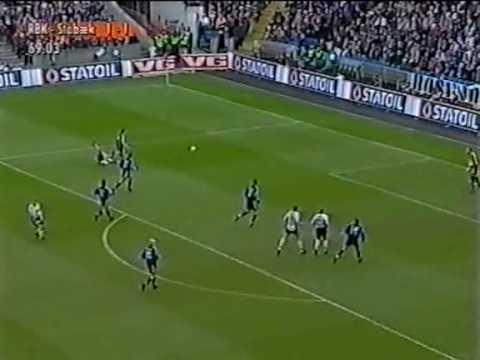 Cupfinalen 1998: Rosenborg - Stabæk