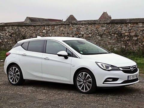 Essai Opel Astra 1.6 CDTi 136 BVA Innovation 2016
