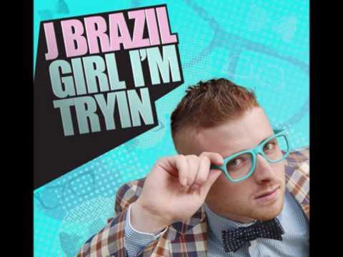 J BRAZIL - GIRL I'M TRYIN' [ Simon de Jano & Nicola Fasano mix ]