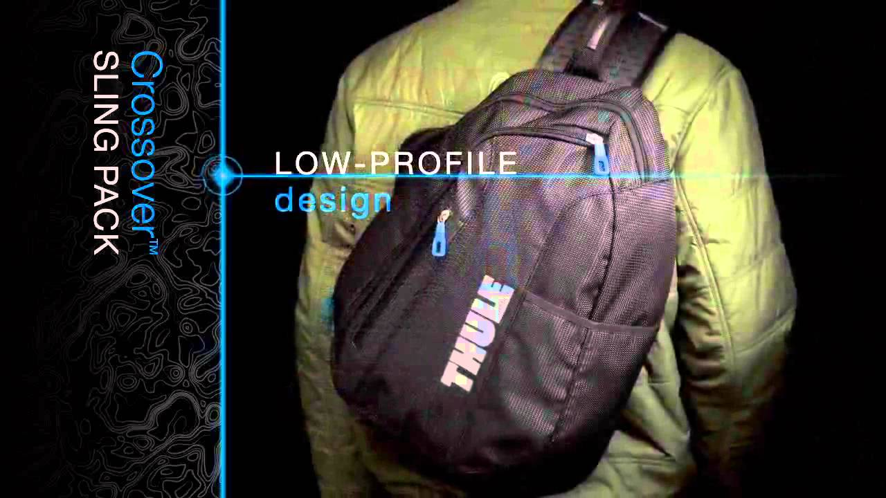Thule Crossover TCSP-213 Sling Pack for 13 MacBook Pro and Pro .