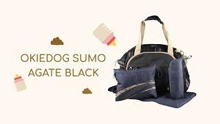 Okiedog Sumo Agate Black