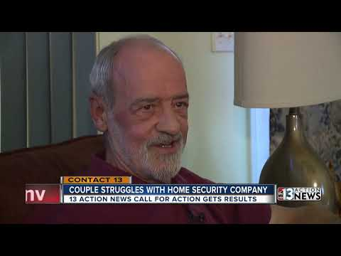 Contact 13: How To Hire A Home Security Alarm Company