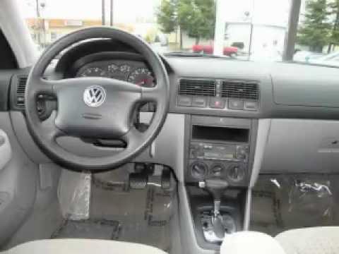 Pre Owned 2000 Volkswagen Golf Burlington Wa Youtube