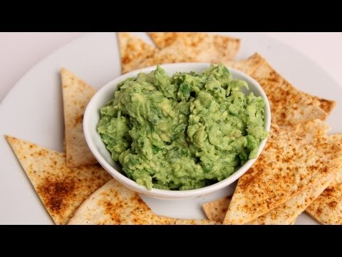 Homemade Guacamole Recipe Laura Vitale Laura in the Kitchen Episode 380