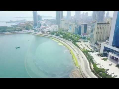 Qingdao drone footage