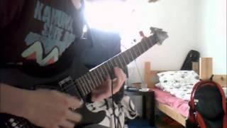 Eluveitie - Elembivos solo cover