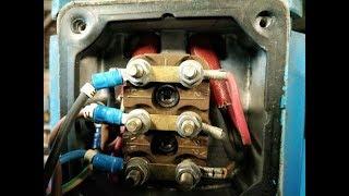 Comment alimenter un moteur 380v tri en 220v mono