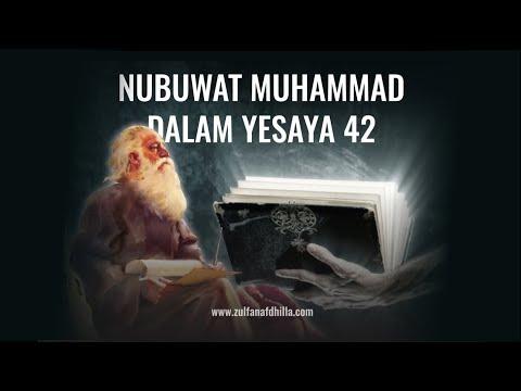 NUBUWAT NABI MUHAMMAD DALAM YESAYA 42 (PERJANJIAN LAMA/ TAURAT)