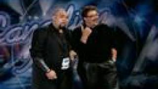 �������� ���� Canadian Idol - Phillipe Langelier (Death/Black metal) ������
