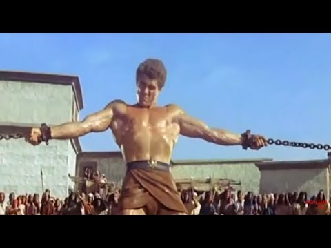 TRIUMPH OF MACISTE - Feat of Strength - Kirk Morris