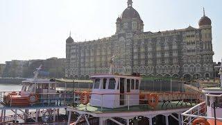 アキーラさん観察①インド・ムンバイ・超高級タージマハルホテル!Taji-Mahal hotel in Mumbai in India
