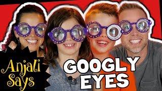 Download lagu FUN FAMILY DRAWING CHALLENGE Googly Eyes Family Game Night MP3