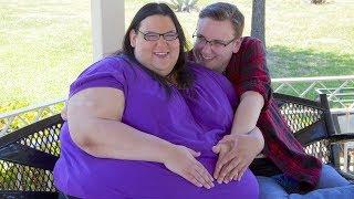 תכירו את האישה הכי שמנה בעולם.. (לא תאמינו איך היא נראית)