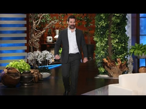 Rob Delaney Talks His Kids, and Carrie Fisher