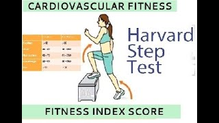 Harvard Step Test - Know your fitness