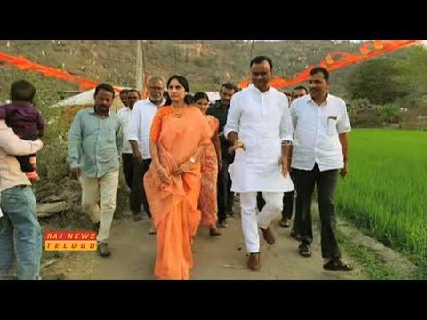 పొలిటికల్ ఎంట్రీ ఇచ్చిన డైనమిక్ ఉమెన్ || Special Focus on Komatireddy Laxmi Political Entry