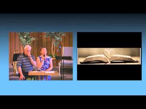 June 8, 2014 - Guest Speakers Mel & Patty Davis