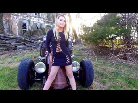 Rat Rod Photo Shoot - 2016 Ridgely Car Show