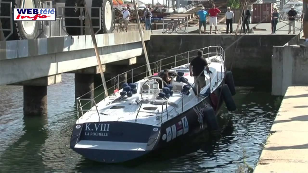 bateau k viii