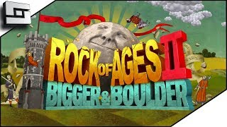 WE ARE THE WORLD! Rock of Ages 2! Bigger and Boulder!