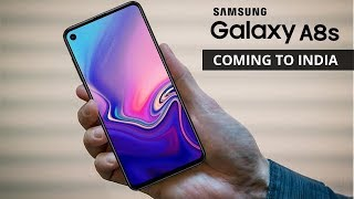 Samsung Galaxy A8s India Release Date, Price, Specifications (COMING TO INDIA)