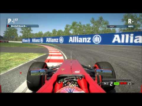 Let's Play F1 2012 COOP [Ferrari] HD! Manu Kanada Quali :) 2/3