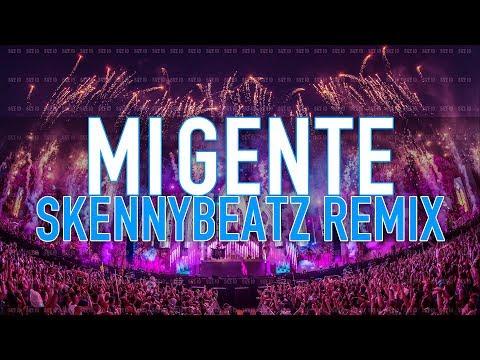 J. Balvin - Mi Gente (SkennyBeatz Remix)