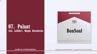 7. BonSoul (Bonson x Soulpete) - Palant feat. Laikike1, Magda Borowiecka