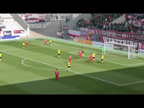 29. Spieltag: RWE - Borussia Dortmund U23 (Saison 18/19)