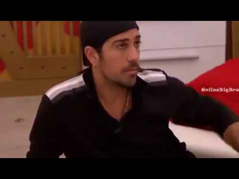 Big Brother Canada 3 Jordan Britt / Ash and Zach HOH room