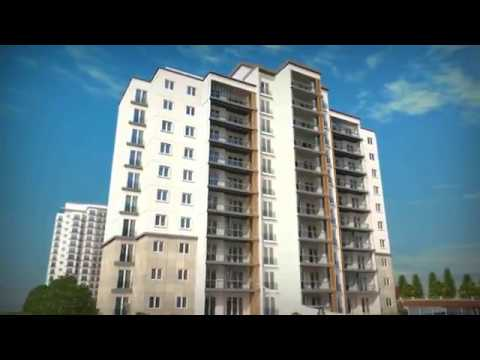 Fully completed Istanbul apartments with extensive facilities