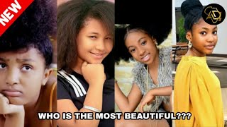 Nollywood 10 Most Beautiful Teen Actresses in Nigeria.July 2021