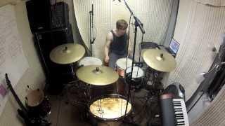 Deftones - Poltergeist Drum Cover