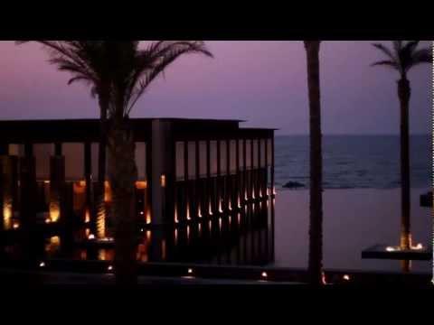 Grecotel Amirandes luxury hotel Heraklion Crete, Lago di Candia fine dining restaurant sea view