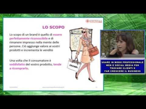 Digital Brand - Impresa Professional Web - Barbara Trasatti -