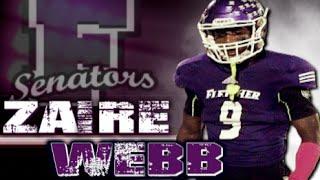 CB - Zaire Webb