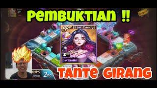 GAMEPLAY S+ STAR CANDY CAREN !! PEMBUKTIAN TANTE GIRANG !! LINE LET'S GETRICH || PART 2