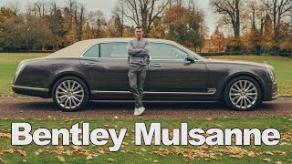 Bentley Mulsanne review: more luxurious than a Rolls-Royce Ghost?