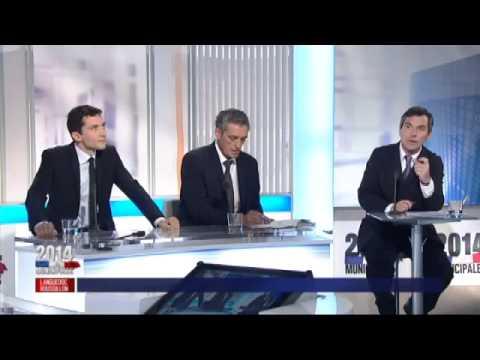 Edition spéciale France 3 Lendemain d'élections MUNICIPALES MONTPELLIER 2014