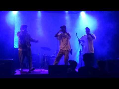 ZaenboysMc ft Rope X3, LaFuerte - local hispanic,viva mi raza,SACO X3 @arcafcafeyogyakarta