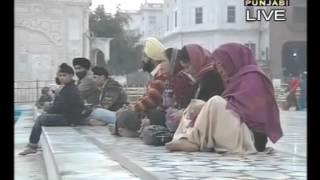 Bhai Baldev Singh Bulandpuri : Harmandar Sahib Live