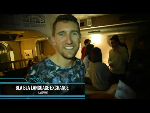 BlaBla Language Exchange - On the way 7 - Lausanne, Switzerland