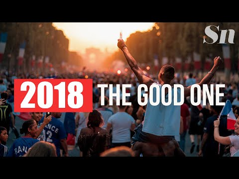 2018: A LOOK BACK at the positive things that happened
