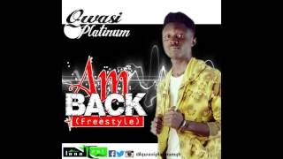 Qwasi Platinum. Am Back (freestyle) thumbnail